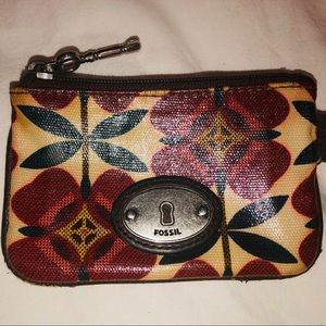 FOSSIL key pouch